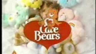 Care Bears Commercial Plush, UK