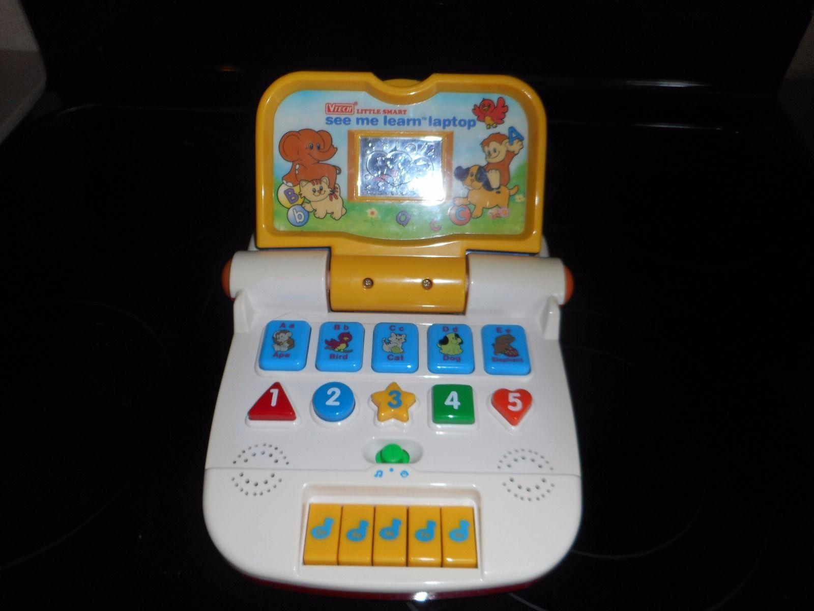 Vtech Little Smart See Me Learn Laptop Toys Wiki Fandom Powered