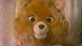 Teddy Ruxpin Commercial