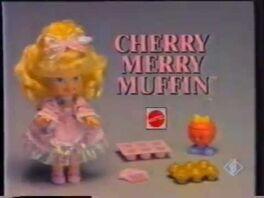 Cherry merry muffin