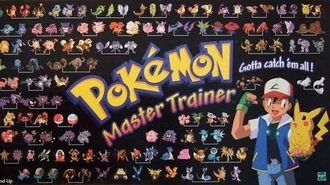Ep. 167 Pokemon Master Trainer Board Game Review (Milton Bradley 1999)