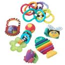Rattle and teether gift set