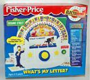 What's My Letter?