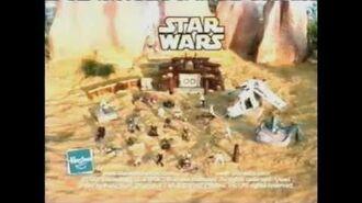 Star Wars 2002 Hasbro Commercials