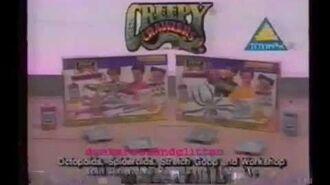 Creepy Crawlers Ad- Gym (1994)