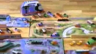 Thomas The Tank Engine Ertl Commercial