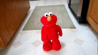 TICKLE ME ELMO EXTRA SPECIAL TMX 10TH ANNIVERSARY EDITION