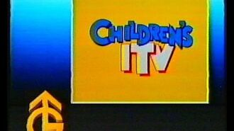 Granada Continuity & Adverts into Childrens ITV - Friday 22nd November 1985