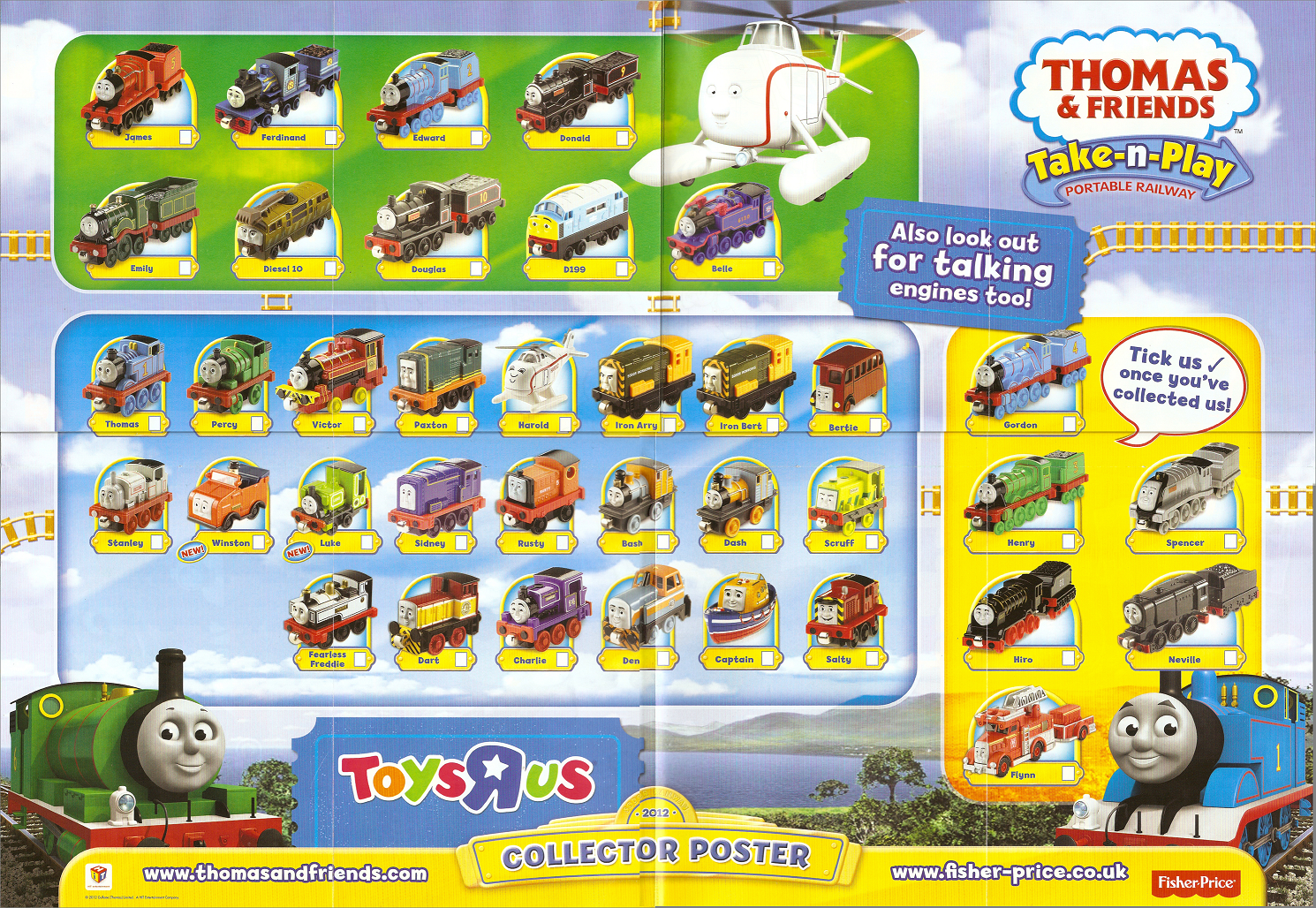 Categorythomas And Friends Toys Wiki Fandom Powered By Wikia