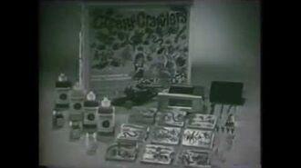 Creepy Crawlers Commercial (1960s)