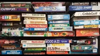 How We Arrange Our Board Game Collection