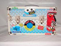 TMX Friends Cookie Monster With TMX Elmo Keychain Box (2007)