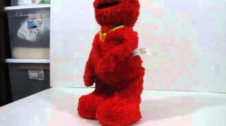 Tickle Me Elmo 2007 Toy M2688 0318154 Movie