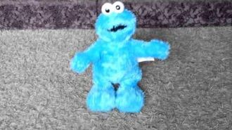 TMX TICKLE ME COOKIE MONSTER EXTREME