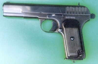 Pistol TT33
