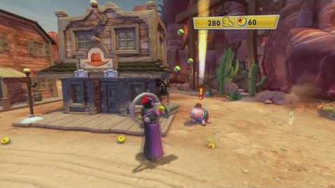 Toy Story 3 The Video Game - Dev Diary Emperor Zurg