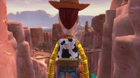 Disney Pixar Toy Story 3 The Video Game -- Into the Movie