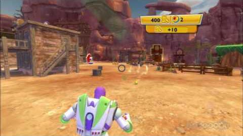 Toy Story 3 Interview by GameSpot