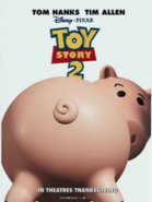 Toy Story 2 Poster 4 of 13 - Hamm