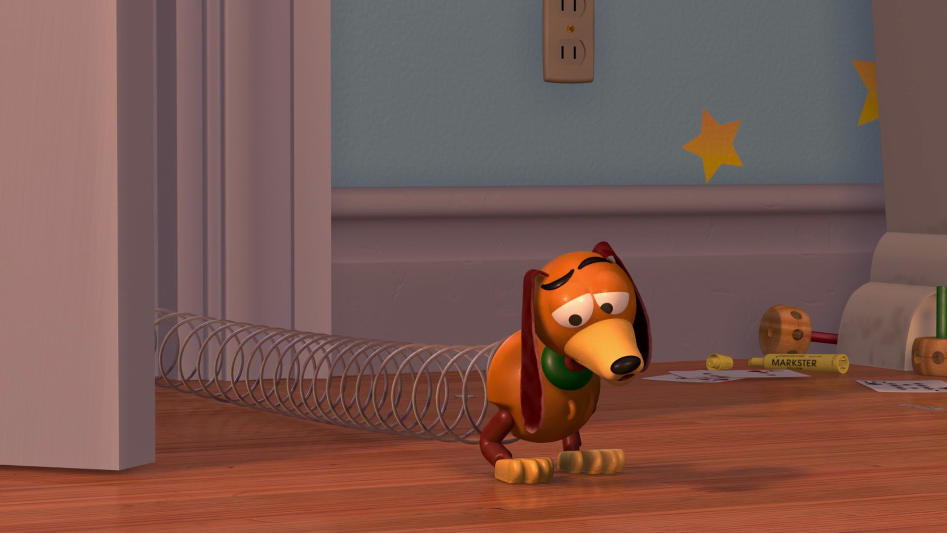 Slinky Dog Toy Story Wiki Fandom Powered By Wikia