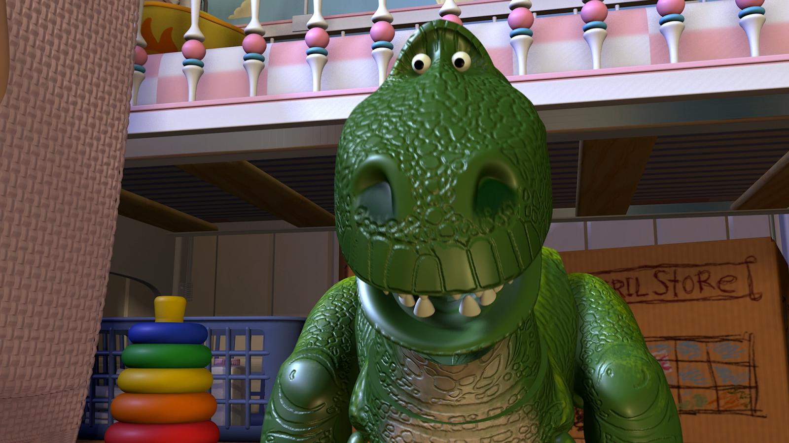Rex | Toy Story Wiki | FANDOM powered by Wikia