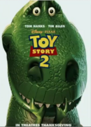 Toy Story 2 Poster 2 of 13 - Rex