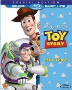 Blu ray toy story