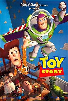 220px-Movie poster toy story