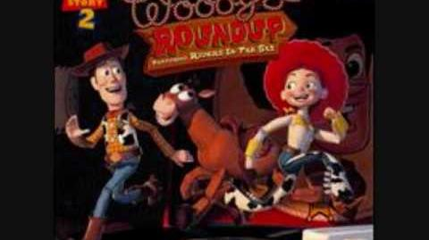 Toy Story 2 Theme ( Woody's RoundUp )