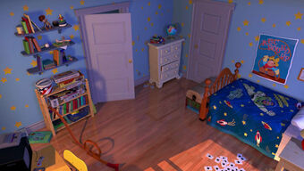 Andy S Room Toy Story Fans Wiki Fandom