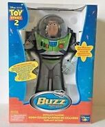Talking Buzz Lightyear Room Guard Box (1999)