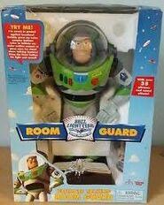 Talking Buzz Lightyear Room Guard Box (1997)