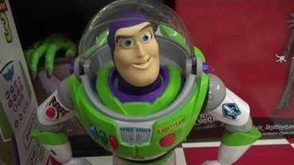 "Thinkway Toys ""Ultimate Buzz Lightyear"" (2010 Spanish Version) (Toy Story 3)"