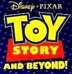 Toy Story And Beyond Logo