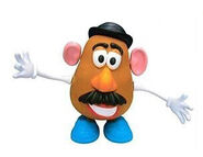 Mr. Potato Head prototpye