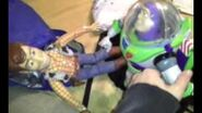 Interactive buzz and woody