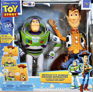 Interactive Buddies Toy Story Merchandise Wiki Fandom Powered By