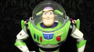 Buzz Lightyear Radar Sensor