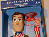 Stars And Stripes Special Edition Buzz And Woody