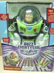 Buzz infinity edition