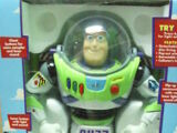 The Infinity Edition Buzz Lightyear
