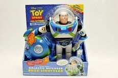 Galactic Defender Buzz Lightyear Box (2002)