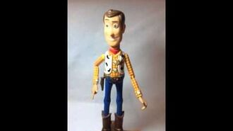 Toy Story Room Guard Woody