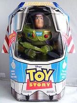 Power Boost Buzz Lightyear