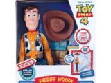 Interactive Drop-down Woody and Buzz