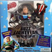 Intergalactic Buzz Lightyear