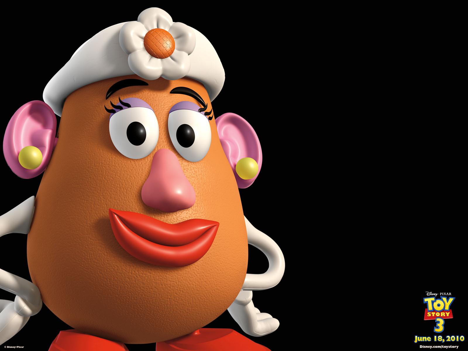 Mrs Potato Head Toy Story Wiki Fandom Powered By Wikia
