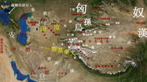 Central Asia in the Han Dynasty 1.02
