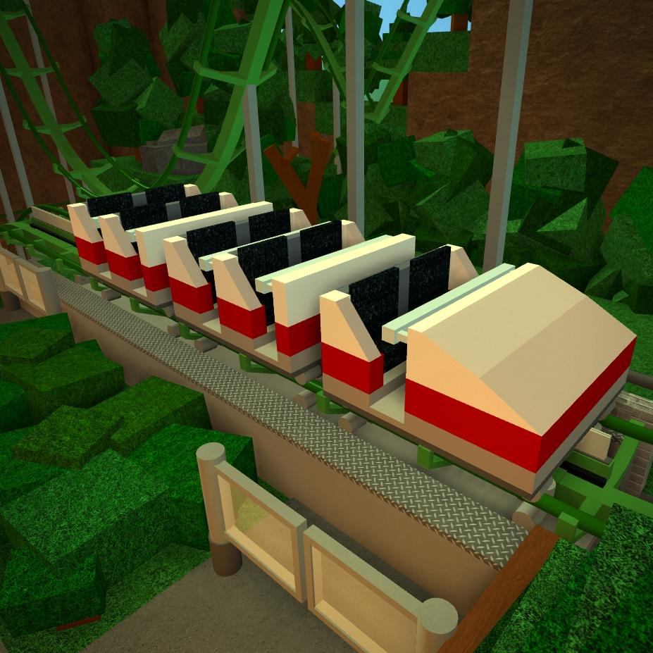 Steel coaster | Theme Park Tycoon 2 Wikia | FANDOM powered