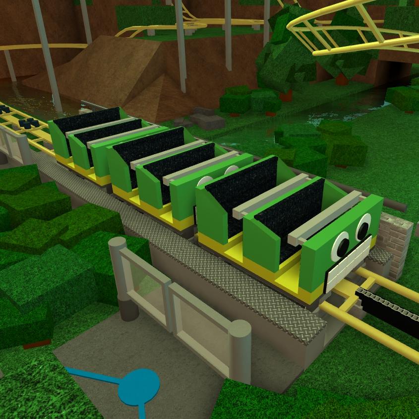 Wild mouse coaster | Theme Park Tycoon 2 Wikia | FANDOM